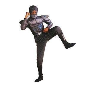 Kids Ninja Costume Light Up NEW!